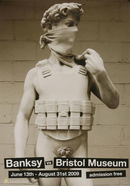 After Banksy, 'Banksy Vs Bristol Museum', 2009, Sworders