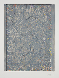 Jasper Johns, 'Within,' 2007, Phillips: Evening and Day Editions (October 2016)