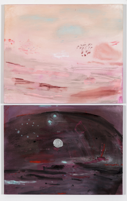 , 'Day/Night ,' 2016, Goya Contemporary/Goya-Girl Press