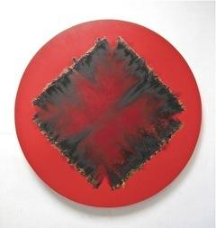 , 'tondo BRN 03-1991,' , Valérie Bach