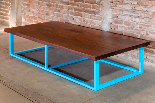 , 'coffee table,' 2015, AG Ossaye Projects