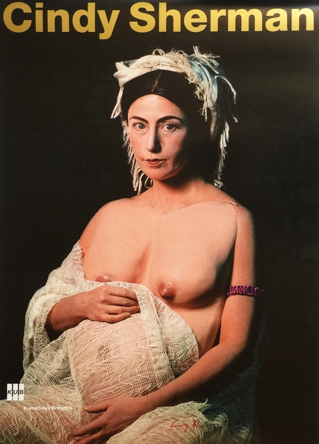 , 'Cindy Sherman at Kunsthaus Bregenz (Signed),' 2007, Alpha 137 Gallery