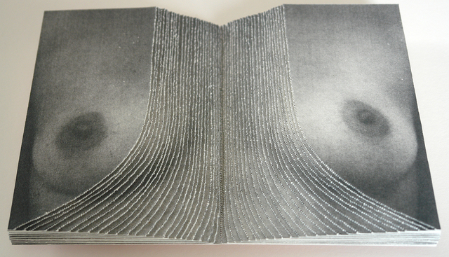 Golnar Adili, 'A Thousand Pages of Chest in A Thousand Pages of Mirror-Curved', 2010, Imlay Gallery