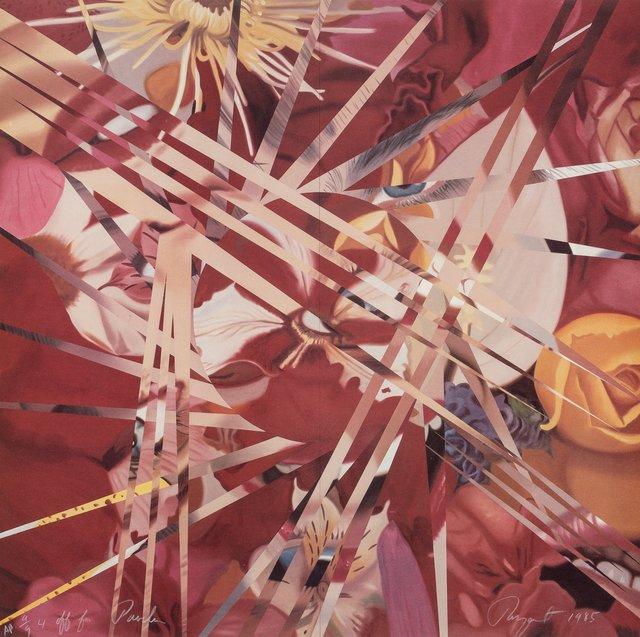 James Rosenquist, '4 Off for Pavilion', 1985, Heritage Auctions
