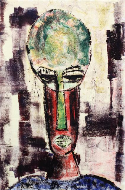 , 'Spiritual Head,' 1970, TAFETA