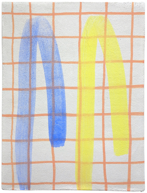 , 'In Line,' 2015, George Lawson Gallery
