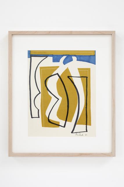 , 'Untitled,' 1969, PROYECTOSMONCLOVA