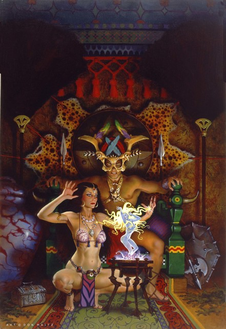 , 'Oracle,' 1988, IX Gallery
