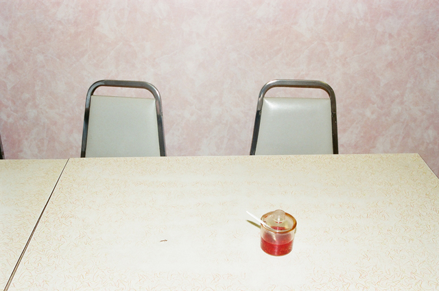 , 'Untitled (Chairs and Hot Sauce),' 2013, Cob