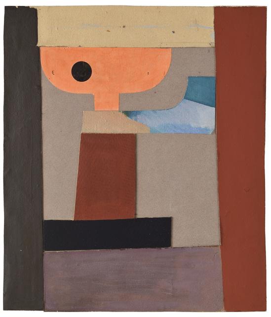 , 'Collage,' 1916-1917, Galerie Natalie Seroussi