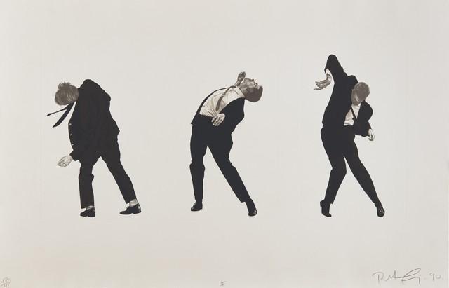 Robert Longo, 'Men In The Cities (I)', 1990, Taglialatella Galleries