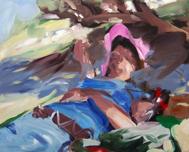 , 'Pause,' 2011, Gallery Kampl
