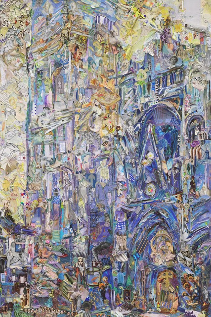 , 'Rouen Cathedral (Monet or the Triumph of Impressionism, Daniel Wildenstein) p. 290. The Portal and the Tour D'Albane (Morning Effect), 1893 Series of Repro,' 2016, galerie nichido / nca | nichido contemporary art