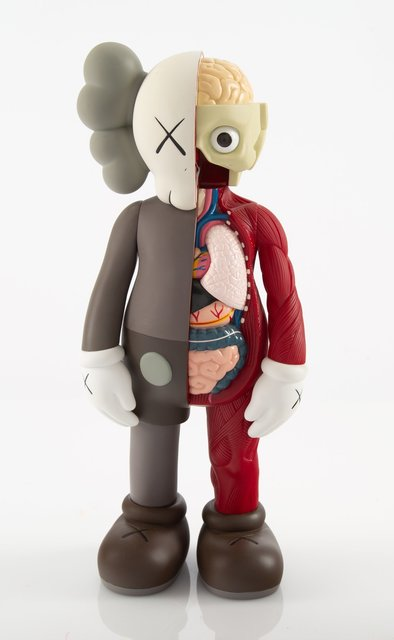 KAWS, 'Dissected Companion', 2006, Sculpture, Painted cast vinyl, Heritage Auctions