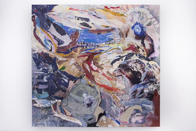 , 'Sem Nome #5,' 2014, Athena Contemporânea