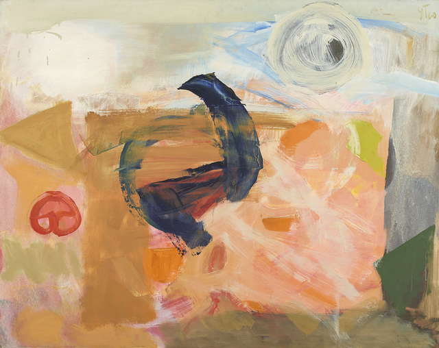 , 'February Day,' 1960, Berry Campbell Gallery