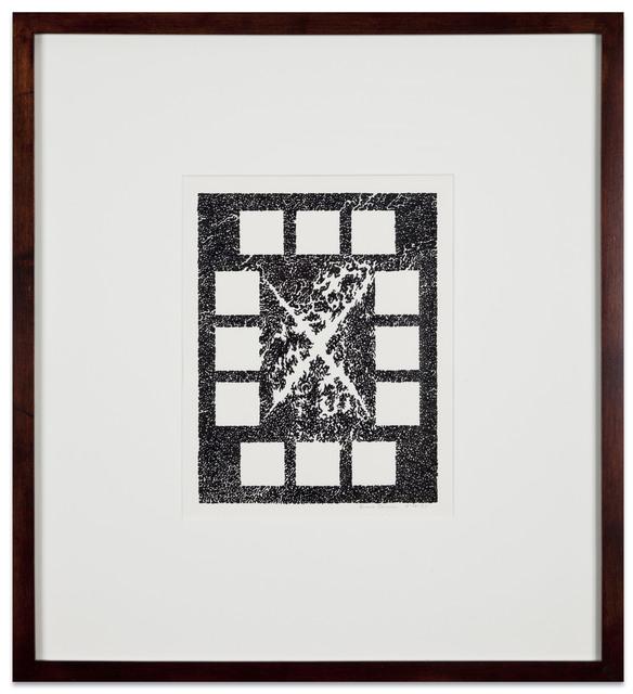 , 'TWELVE OF SQUARES,' 1983, Kohn Gallery