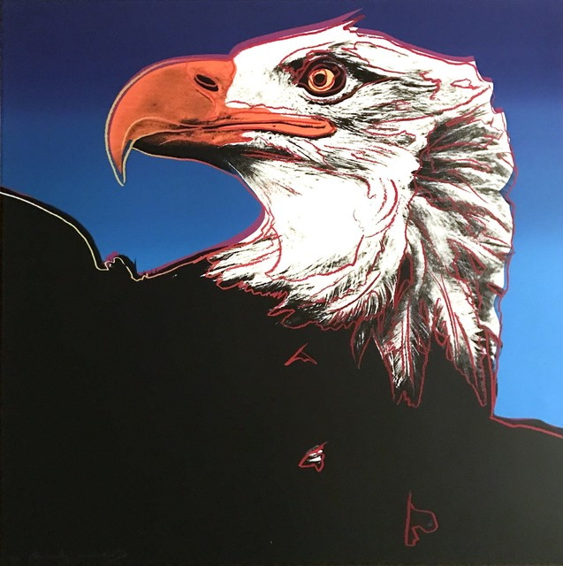 Andy Warhol, 'Bald Eagle II.296', 1983, OSME Fine Art