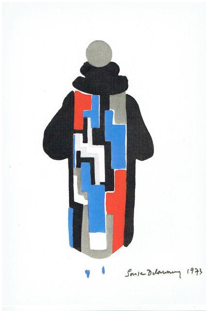 """, '""""Manteau Pour Le Boeuf Sur Le Toit 1922"""",' , Travelogues Fine Art"""