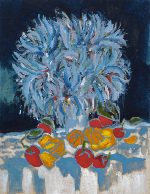 , 'Still Life with Apples and Oranges,' 2016, Projet Pangée