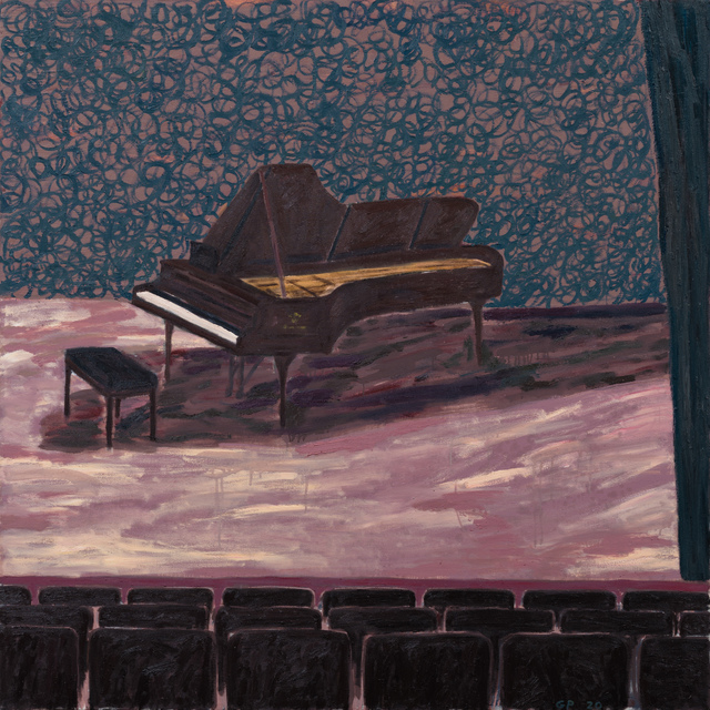 Gary Pearson, 'The Piano', 2020, Painting, Oil on canvas, Gallery Jones