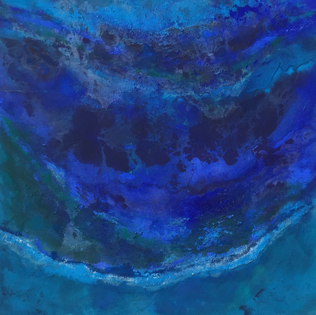 , 'Lagoon,' 2015, Galleria GUM