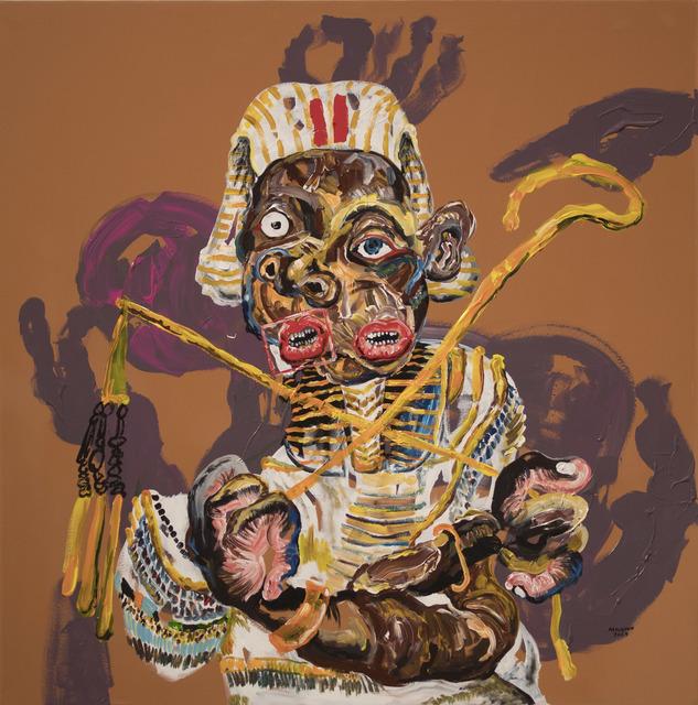Cristiano Mangovo, 'Pharaoh', 2019, Primo Marella Gallery