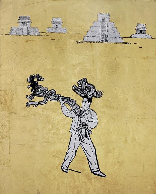 , 'Escenario I,' 2010, Galería Nudo
