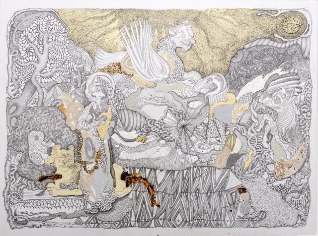 , 'The Persian Dream,' 2019, Jecza Gallery
