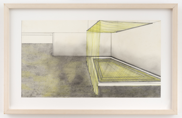 Teresita Fernández, 'Draped Interior (Canopy/Carpet)', 1998, Independent Curators International (ICI) Benefit Auction
