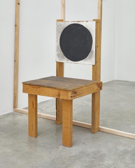 , 'Blackhole Chair,' 2001, Tina Kim Gallery