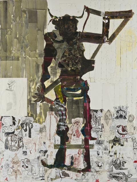 , 'Bones,' 2015, Josh Lilley