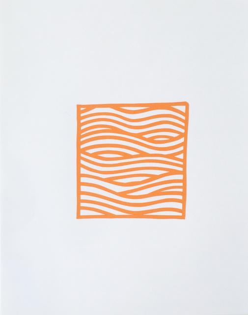 , 'Cutout Drawing 5 ,' 2019, Reynolds Gallery