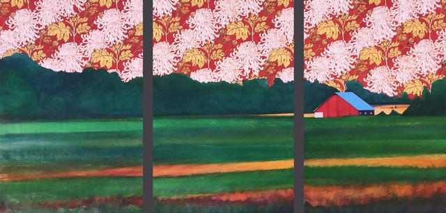 , 'Refuge,' 2017, Kiechel Fine Art