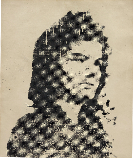 Andy Warhol, 'Jackie', 1964, Phillips