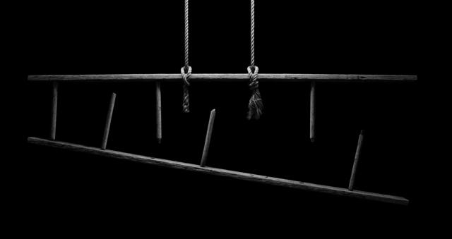 , 'Ladder,' 2013, Galerie Michaela Stock