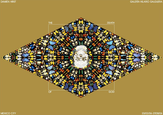 Damien Hirst, 'The Death of God (poster)', 2006, Gallery TAGBOAT