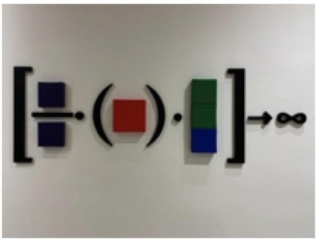 , 'Hipótesis para una ecuación infinita,' 2019, Herlitzka + Faria