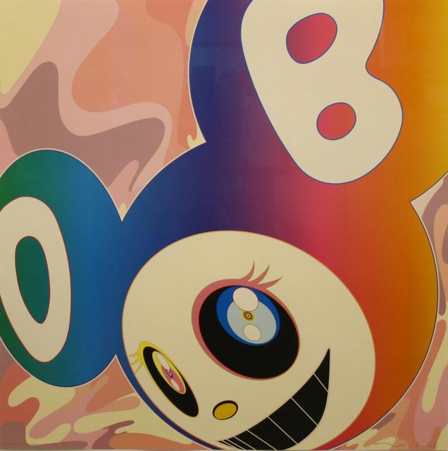 , 'And Then Rainbow,' 2005, Galerie Ostendorff