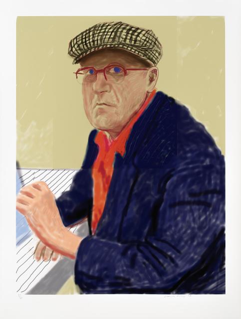 , 'Self Portrait II, 14 March 2012,' 2012, Galerie Lelong & Co.