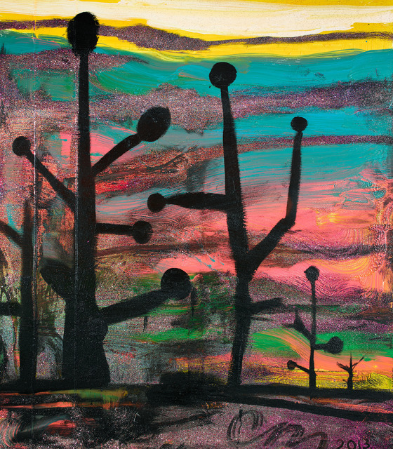 , 'Joshua Tree,' 2012-2013, Rodolphe Janssen