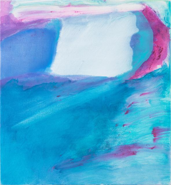 , 'Snow Drop,' 2016, Tayloe Piggott Gallery