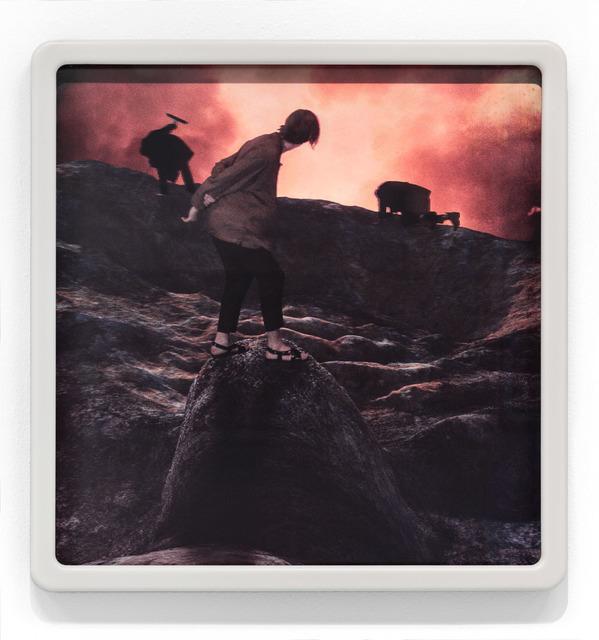, 'Pale Fire in the Sky,' 2014, Cecilia Hillström Gallery