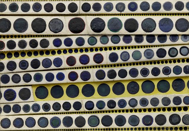 , 'WORK61-13,' 1961, Anne Mosseri-Marlio Galerie