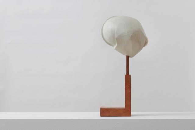 , '1/2,' 2018, Helwaser Gallery