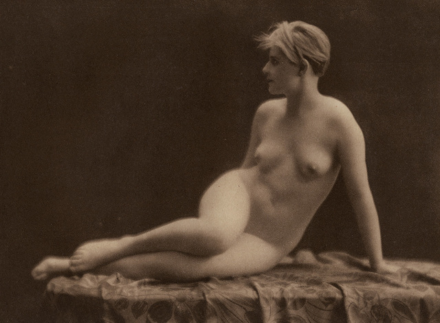 Lucien Walery, 'Female Nude', 1920s / 1924, Photography, Heliogravure, unmounted, Contemporary Works/Vintage Works