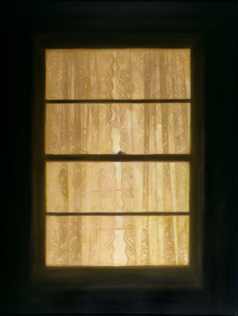 , 'Lace Curtain Window,' 2005, Gestalten
