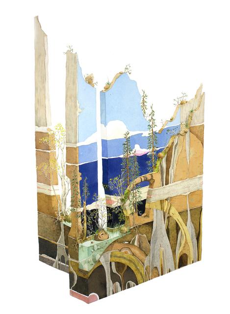 , 'Hidden Canyon,' , Momentum Gallery