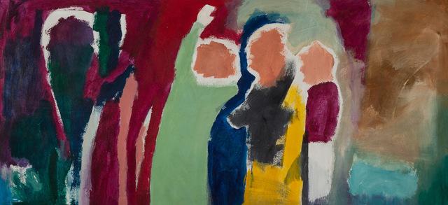 Harold Garde, 'The Gathering', 2014, ArtSuite New York
