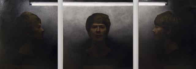 , 'TRINITE,' 2009, Galerie Hervé Lancelin